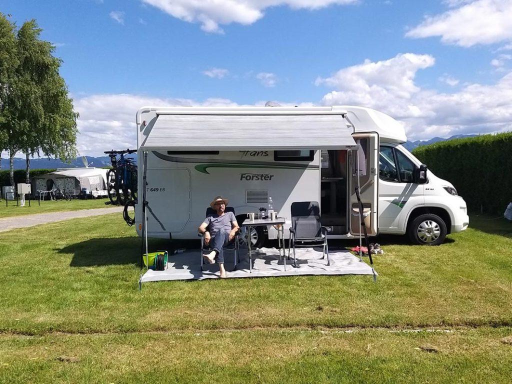Campingurlaub zum genießen Pervenio Camping