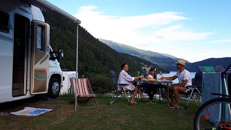 Mieterfotos Pervenio Camping 17