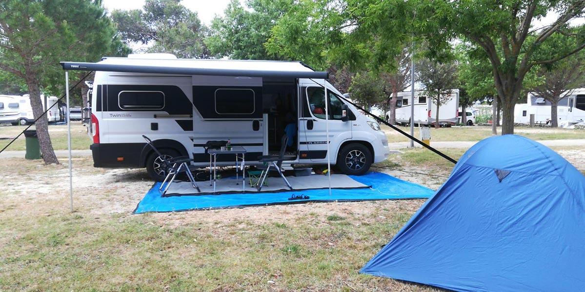 Mieterfotos Pervenio Camping 5