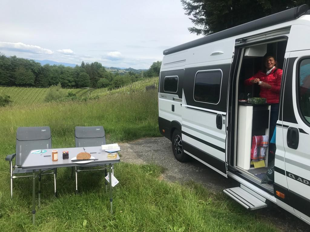 Mieterfotos Pervenio Camping 8